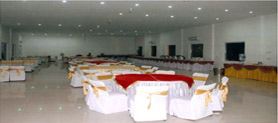 Conference hall in Patna